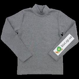 гф68 Бемби гольф утепленный серый