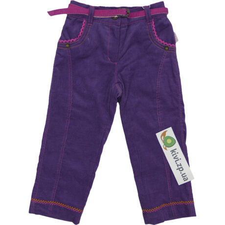 Бемби штаны вельветовые шр197