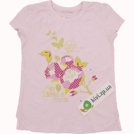 купить фб382 бемби футболку розовую