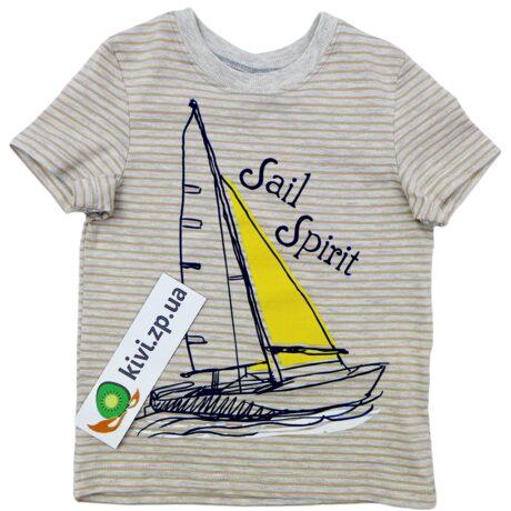 Купить футболку Бемби фб485 для мальчика