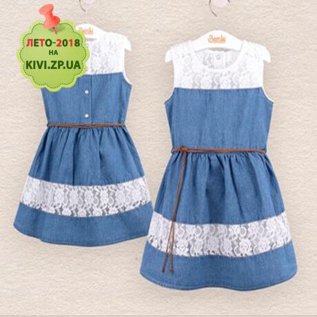 Платье джинсовое Бемби пл215