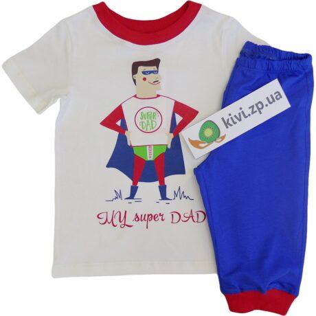 Пижама пж44 Бемби - для мальчика летняя