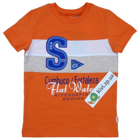 футболка для мальчика Бемби