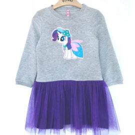 платье с пони