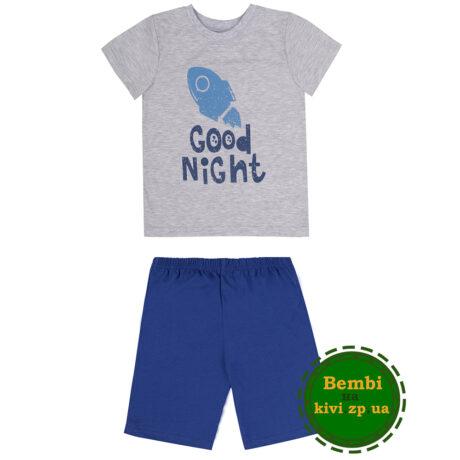 летняя пижамка для мальчика