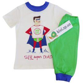 Летняя пижамка Бемби пж44 дл мальчика