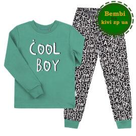 пижама для мальчика пж39