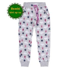 штаны теплые для девочки